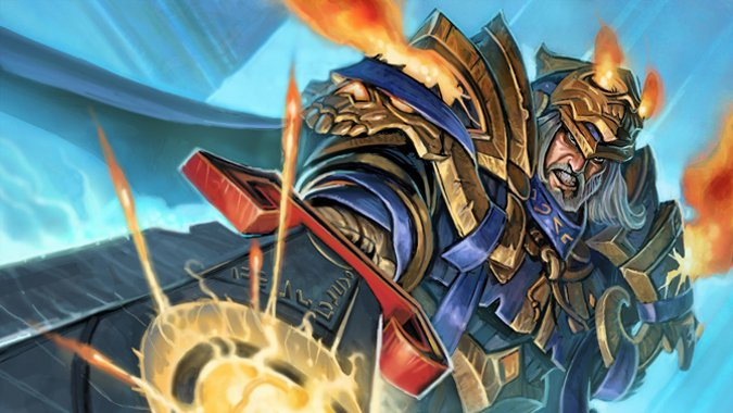 Tirion_the_Ashbringer_WoW_TCG