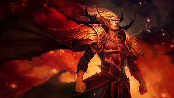Blood elf picture 42
