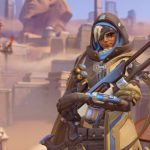 Overwatch's newest hero is Ana, a Support Sniper