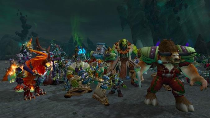 broken shore horde group header