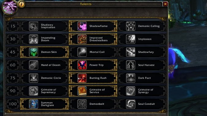demonology-leveling-talents