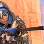 Ana and the latest Overwatch patch now on the PTR