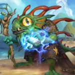Recruit a friend to Hearthstone, earn Shaman hero Morgl the Oracle