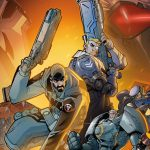 Overwatch: First Strike graphic novel has been canceled
