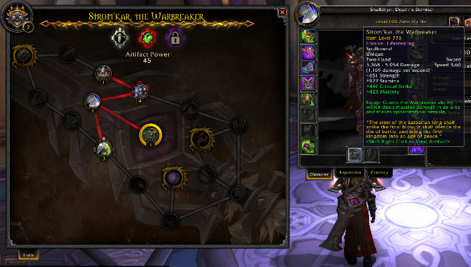how to unlock order hall advancements hunter