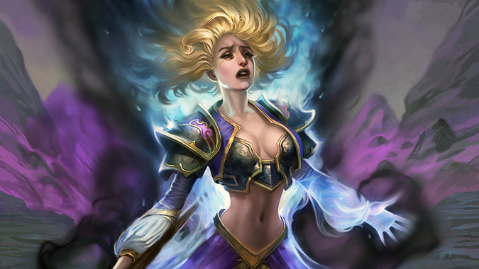 WoW_TCG_Echo_of_Jaina