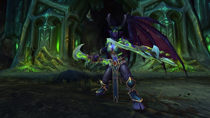 Demon Hunter class changes in WoW Shadowlands