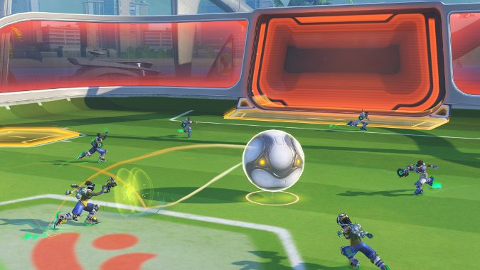 Copa Lucioball will award you with Competitive Points in