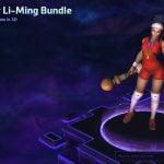 Striker Li-Ming skin arrives in Heroes of the Storm