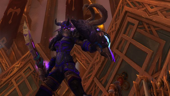 Battle for Azeroth threat changes will make tanking a lot