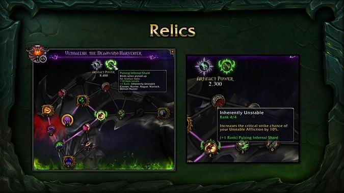 artifact relics