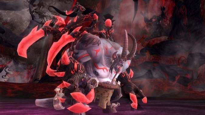 xavius in emerald nightmare