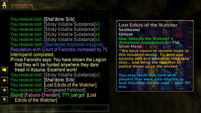 lightsworn how to get the holy paladin hidden artifact appearance