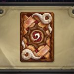 Hearthstone's October card back is definitely Not a Lie