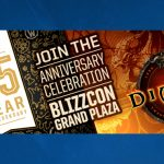 Celebrate Blizzard's 25th anniversary at BlizzCon