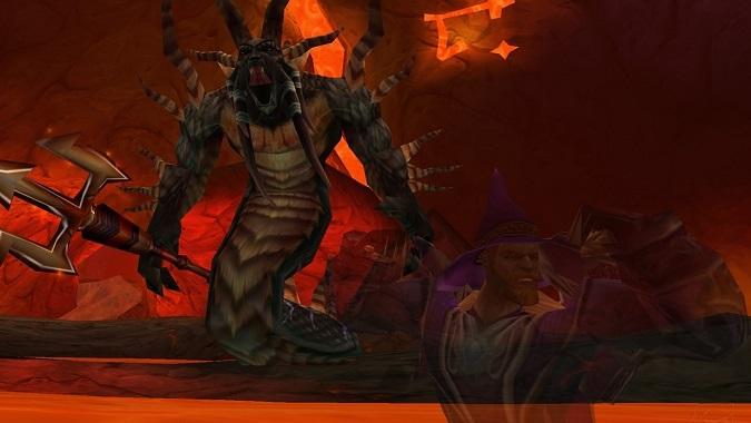 vargoth in molten core