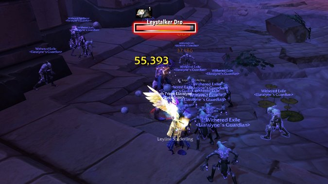 spiritual guidance training your withered as a healing priest