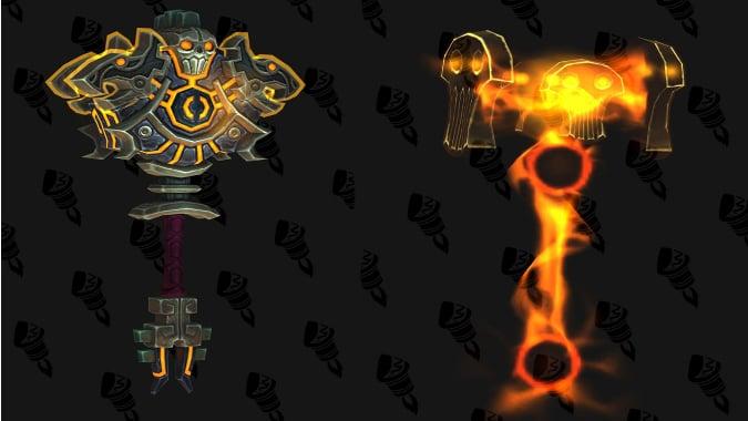resto shaman hidden artifact guide