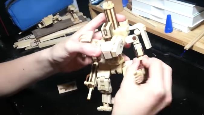 Bastion model