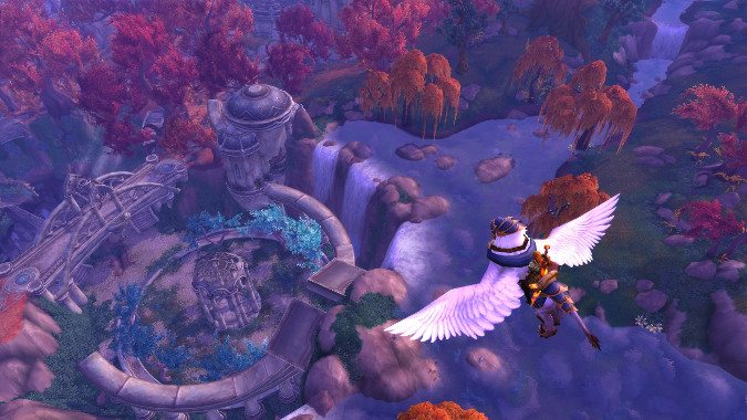 how to get flying mount in legeion