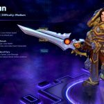 Heroes PTR is live with Varian plus Zeratul and Kharazim reworks