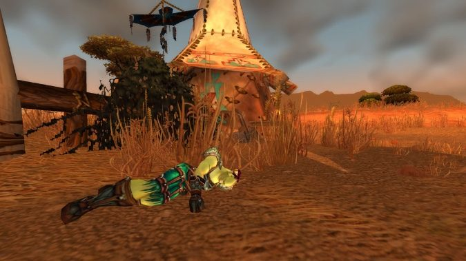 WoW Classic Gallery: The Barrens as it was in vanilla WoW