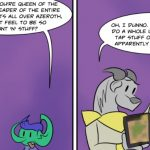 Webcomic Wrapup: Apparently stuff happens