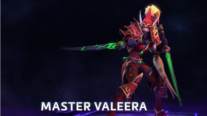 heroes master valeera