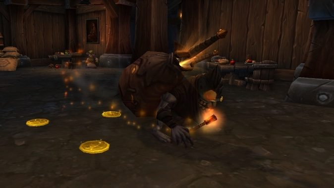 Cow King and Treasure Goblins now live in WoW for Diablo's