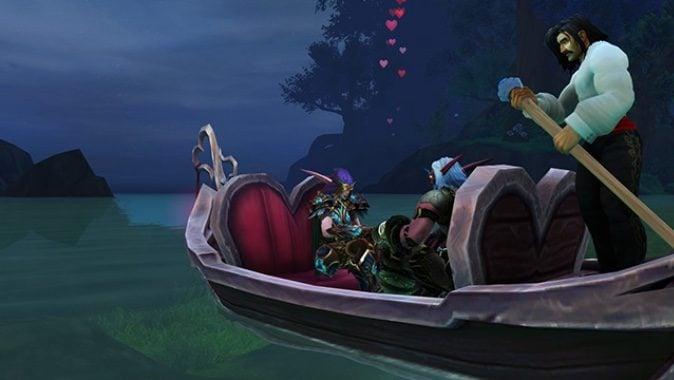 love boat wow