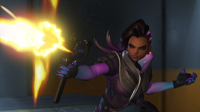 Latest Overwatch patch introduces changes to Sombra, Doomfist, and Mei
