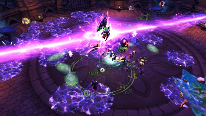 Soon, you'll be able to solo-queue for Legion LFR for mounts