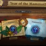 The costs associated with Hearthstone's Year of the Mammoth