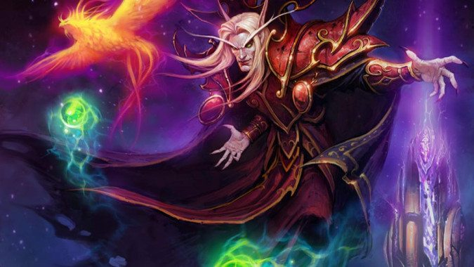 The Burning Crusade was merely a setback: Kael'thas returns to wreak havoc in Shadowlands