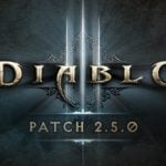 Diablo 3 patch 2.5.0 live with new Armory feature