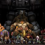 Is there any character too big for Heroes of the Storm?