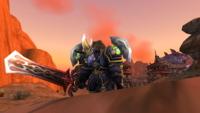 Remembering WoW Classic: The Warrior class in Vanilla
