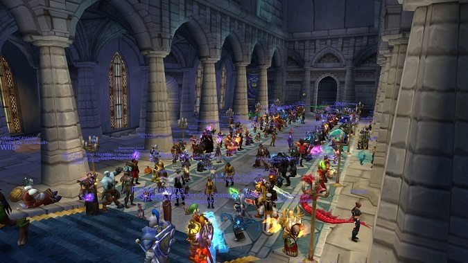 """""""guild hall"""" (not really)"""