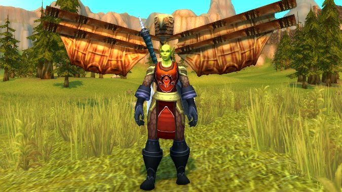 How a level squish could work in World of Warcraft