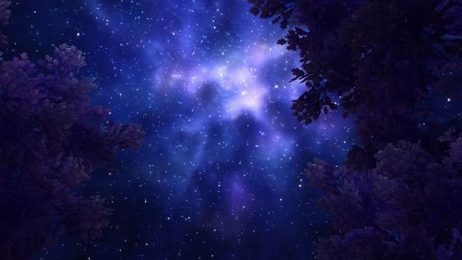 The importance of the night sky to me
