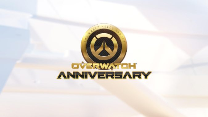 new overwatch anniversary event starts may 22 free to play may 25