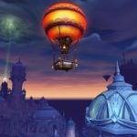 Take a hot air balloon ride with WoW's Spring Balloon Festival