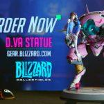 Everyone wants this new D.Va statue
