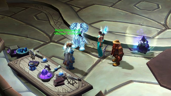 Spiritual Guidance Diving Into The Sunken Vault For Your Priest