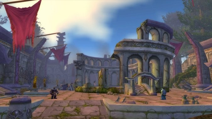 Wow Archivist Patch Dungeons