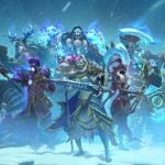 Hearthstone's latest expansion is Knights of the Frozen Throne