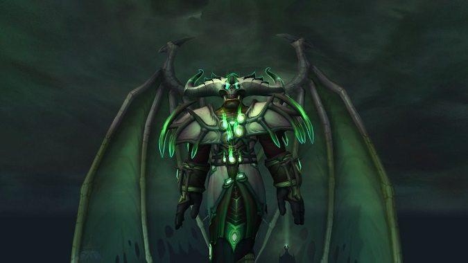warlock tier 20 mythic