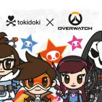 Cute Overwatch collection coming to Tokidoki