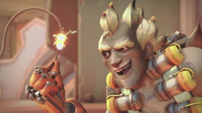 Junkrat changes and Deathmatch game modes in latest