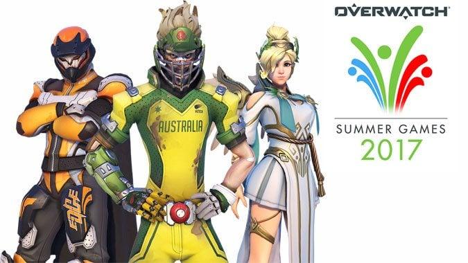 Overwatch Summer Games 2019 dates, Hero 31 teased - Polygon